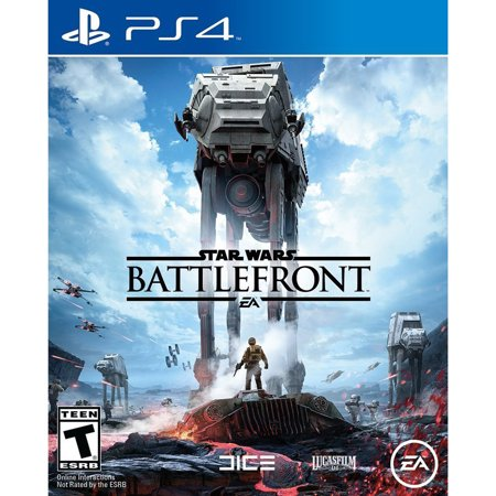 Star Wars Battlefront Is Out Now, Tops Amazon Charts