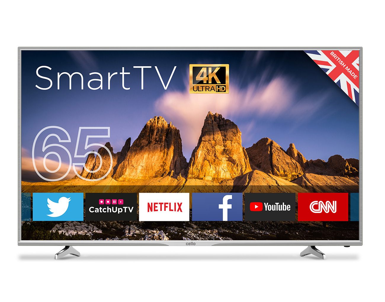 5 Best 65 inch 4k TVs under $2000 for 2018-2019
