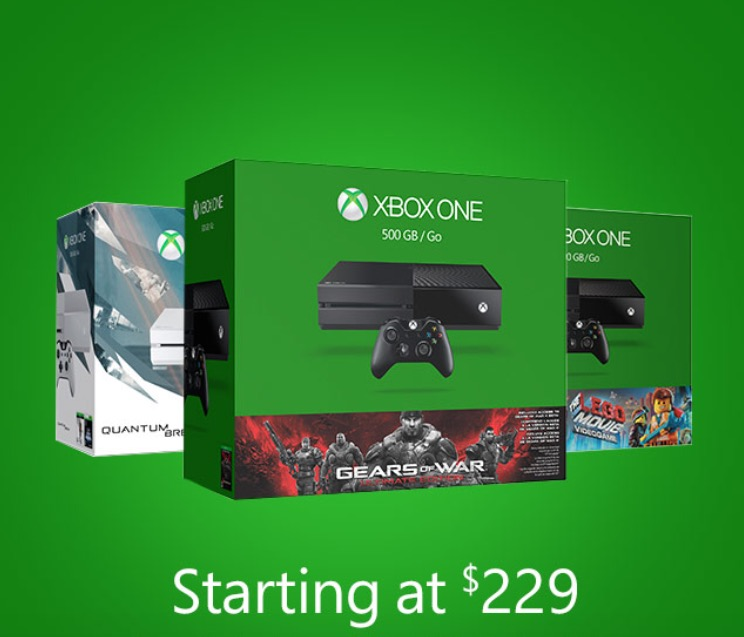 Xbox One Fire Sale: Now $229 For A Limited Time