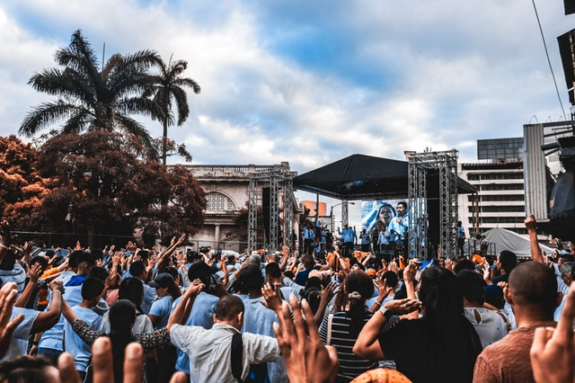 4 Ways To Make an Outdoor Event Truly Memorable