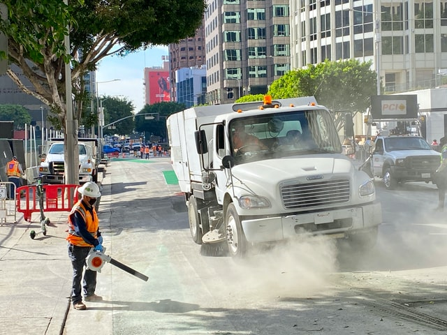 Different Machines That Are Used To Care for Your Local Streets